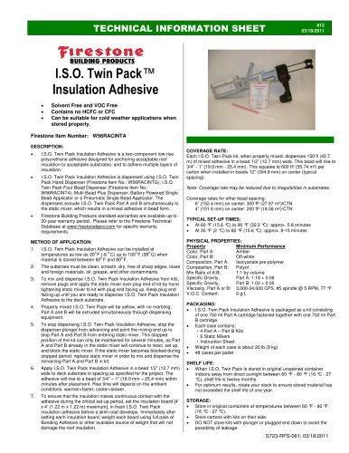 i.s.o._twin_pack_insulation_adhesive_technical_information_sheet_tis