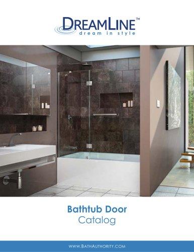 Bathtub Door Catalog