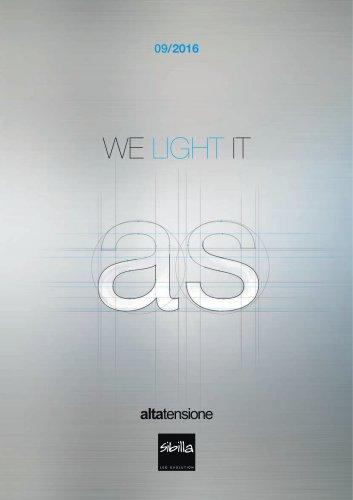 09/2016 WE LIGHT IT AS