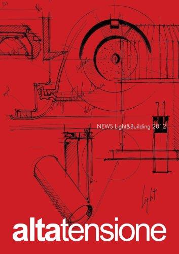 Altatensione Lighting Solution 2012 Light+Building