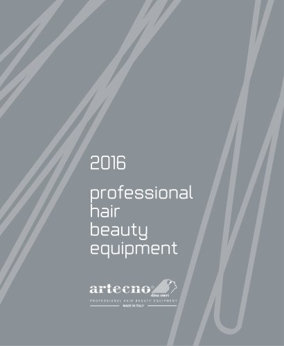 ARTECNO catalogue 2016