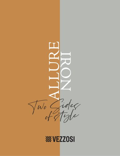 Allure & Iron - Two sides of style