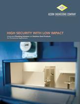 Correctional Brochure 2011