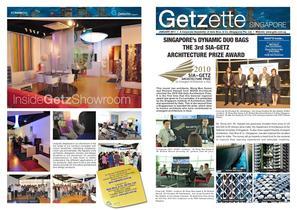 Getz News Letter 2011 - 1