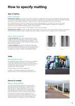 Gradus Matting Catalogue - 9