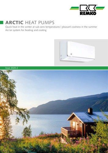 Air-Air heatpumps