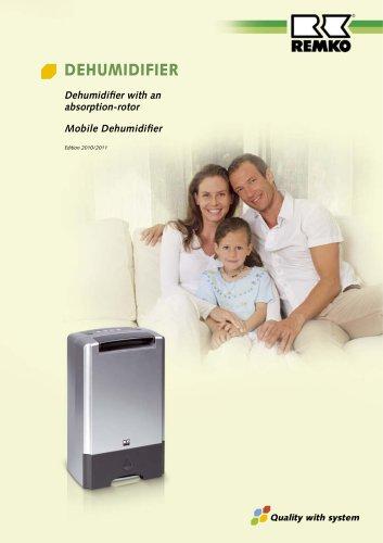 Dehumidifier 2010-11