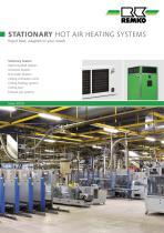 Stationary Heating system