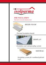 PIR INSULATION - POLYSOCYANURATE RIGID FOAM