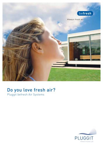 Do you love fresh air ?