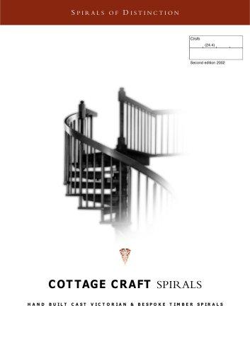 Cottage Craft Spiral Catalogue