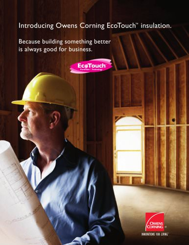 EcoTouch Builder Brochure