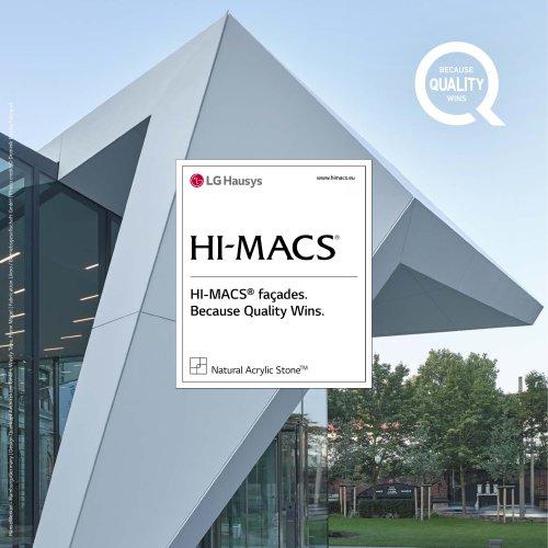 HI-MACS facades