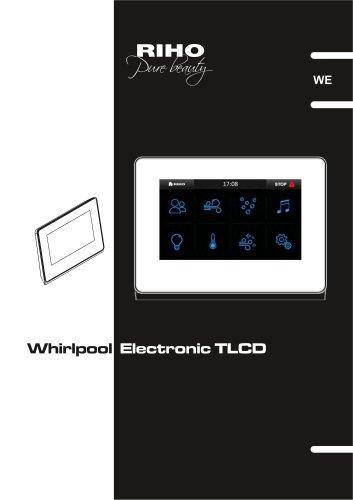 Whirlpool Electronic TLCD