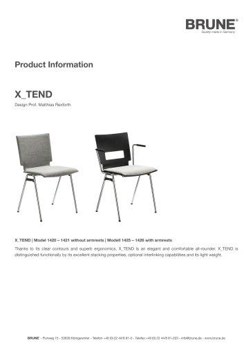 X_TEND