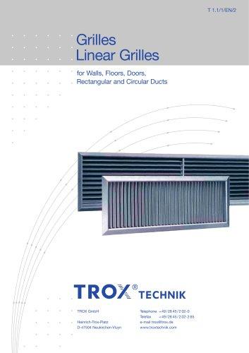 Grilles/Linear Grilles