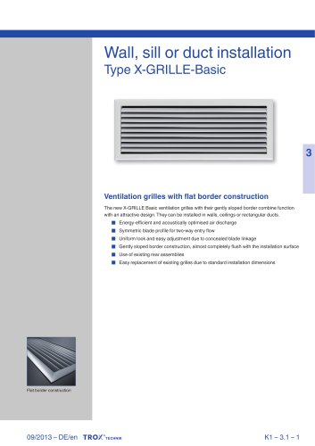 X-GRILLE-Basic