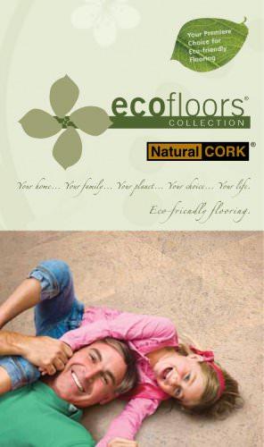 Ecofloors Natural Cork