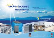 SOLA-BOOST® solar assisted natural ventilation systems