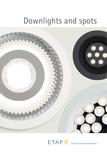 Downlights and spots
