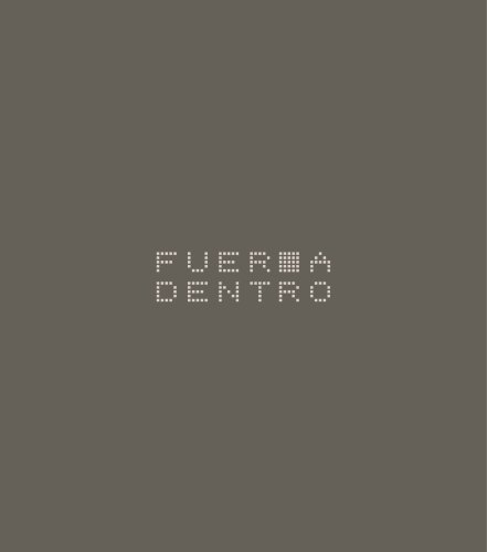 FueraDentro Catalogue 2012
