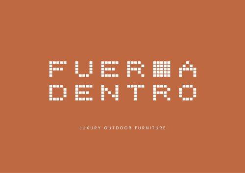 FueraDentro catalogue 2018