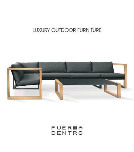 FueraDentro Exclusive Outdoor Furniture