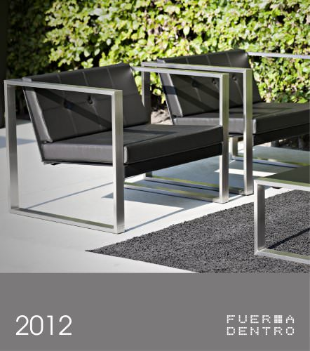 FueraDentro New Products 2012