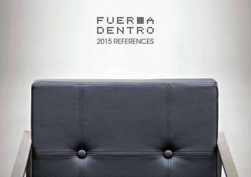 Pricelist 2015 FueraDentro