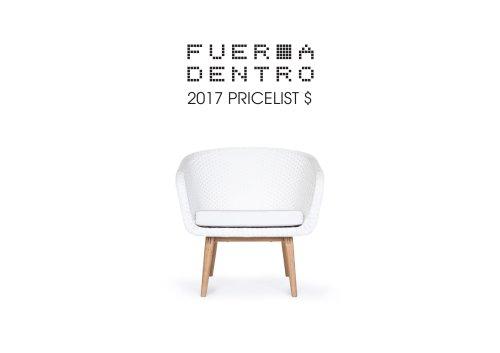 Pricelist 2017 DOLLAR