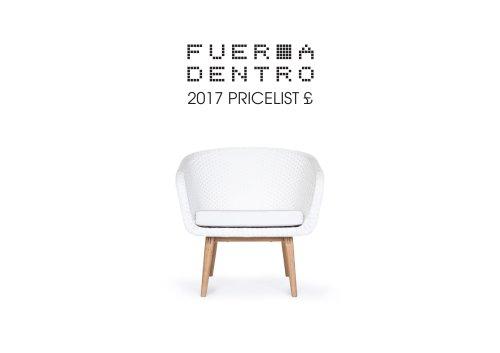 Pricelist GPB 2017