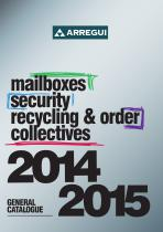 mailboxes security recycling & order collectives