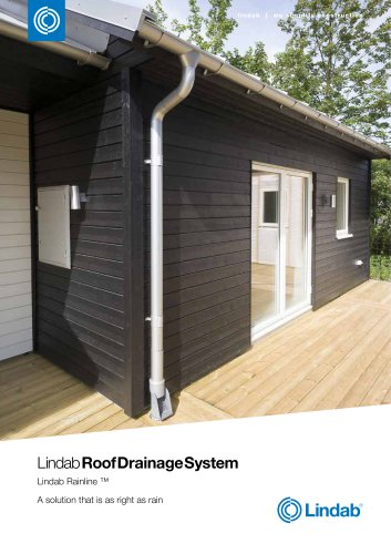 roof drainage system inspiration
