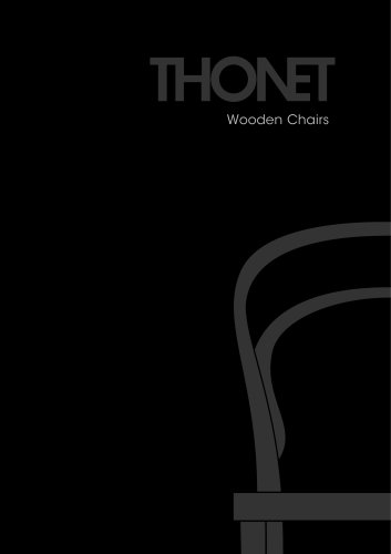 THONET Wooden Chairs