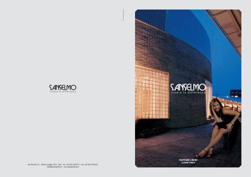 general catalog facing smooth bricks