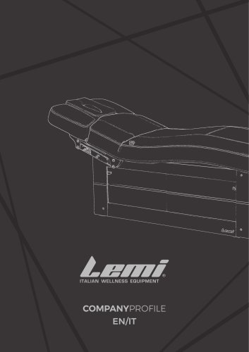 Lemi - Corporate book 2020
