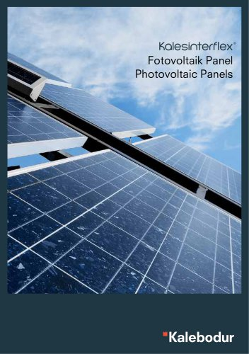 Fotovoltaic Panels