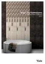 NATURAL STONE COLLECTION 2013