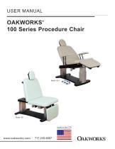 100 Series Procedure Chair - 1