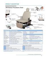 100 Series Procedure Chair - 6