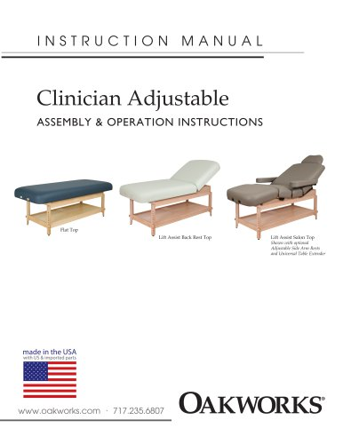 Clinician Adjustable