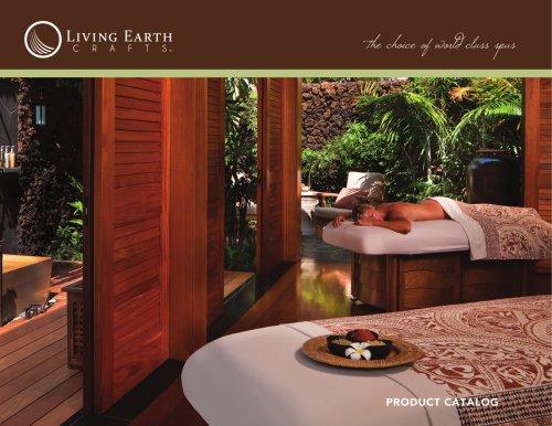 2011-2012 Living Earth Crafts Catalog