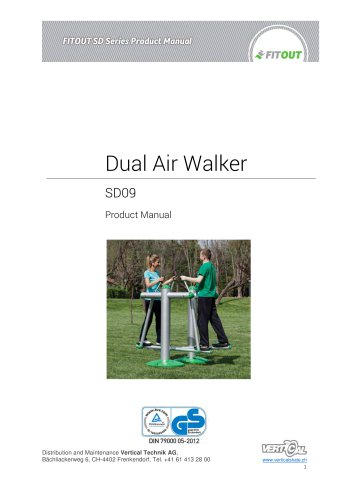 Dual Air Walker
