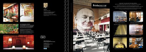 KriskaDECOR Catalogue
