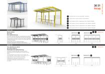 bicycle shelters - 5