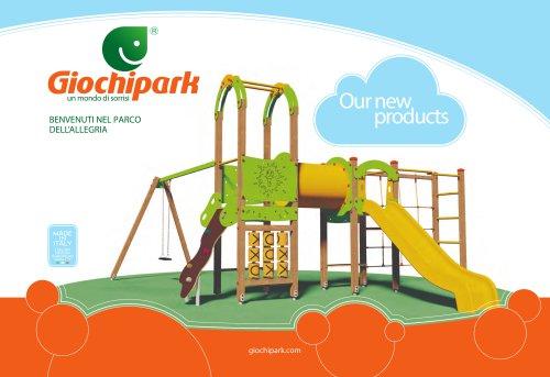 Giochipark | Playgr. Equipm. NEWS 2014 (ITA-ENG-FRA)