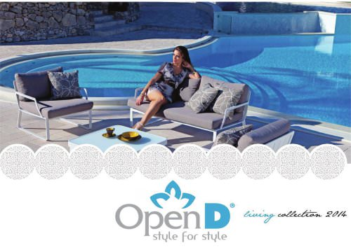 OpenD Living | 2014