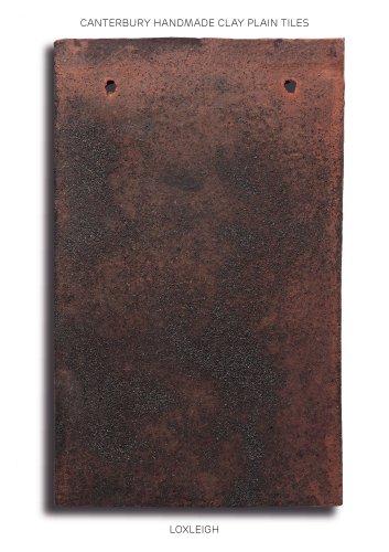 Canterbury Handmade Clay Plain Tiles Loxleigh