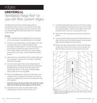 Fibre Cement Slates Fixing Guide - 11