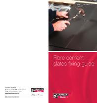 Fibre Cement Slates Fixing Guide - 1